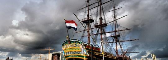VOC Wandeling Amsterdam (vanaf 8 personen)