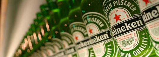 Heineken Experience Arrangement (vanaf 15 personen)